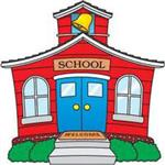 Picture of School Building Clip Art